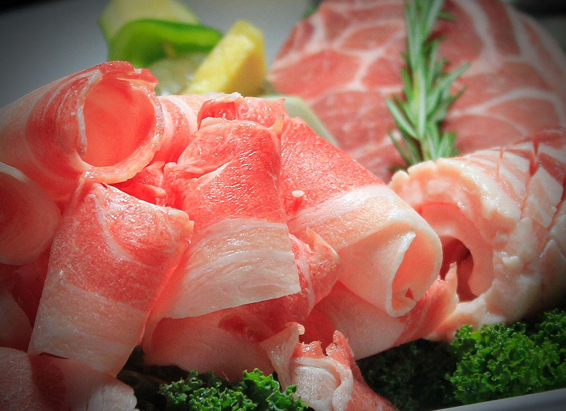Mr Kimchi BBQ Pork Combo
