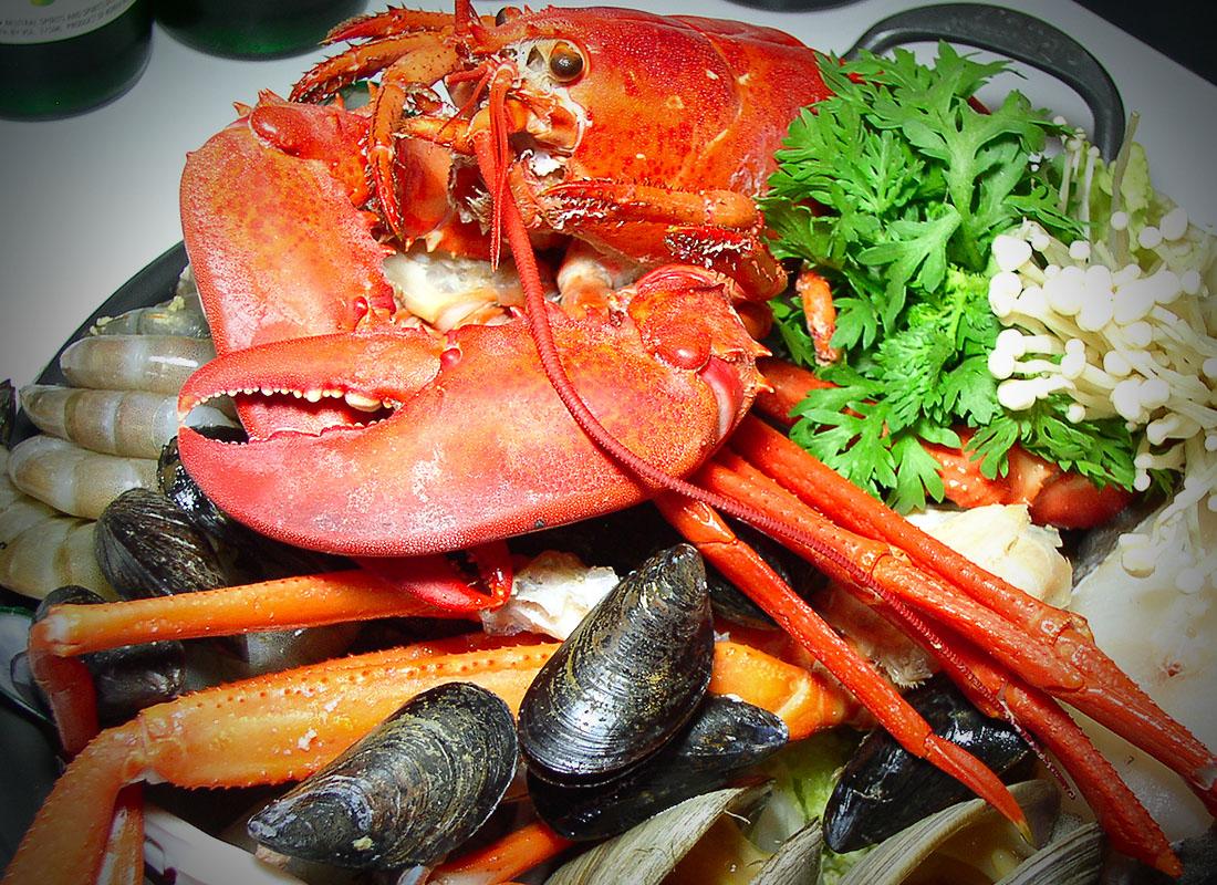Mr Kimchi Seafood