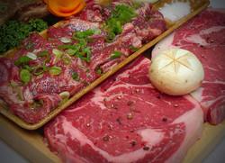 Mr. Kimchi Korean BBQ Restaurant