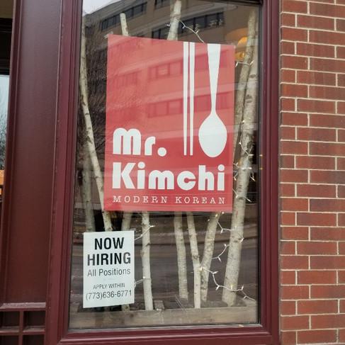 Mr Kimchi Madison