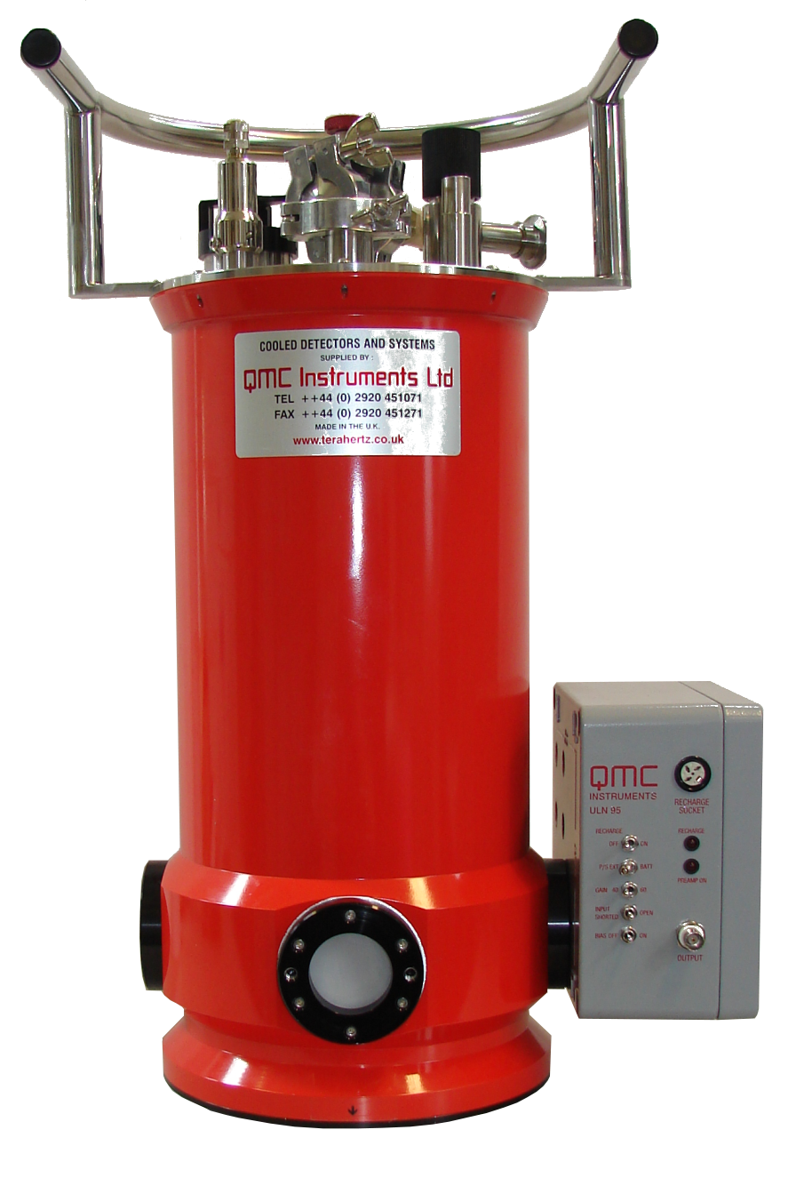 Wet Cryogenic Detector Systems
