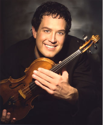 Violinist Brian Lewis