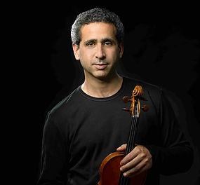 Violinist Dan Dery