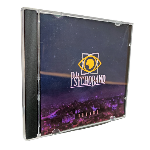 La Psychoband // CD - Urbano