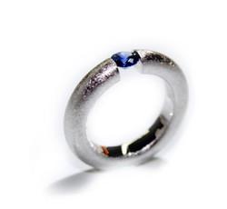 Unikat - WG.Azur.Ring