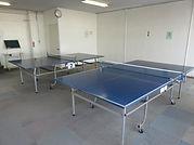 東京バッティングセンター卓球
