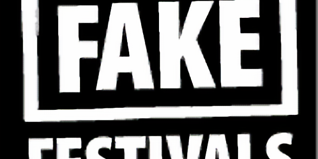 Blondied at The BIG Fake Festival