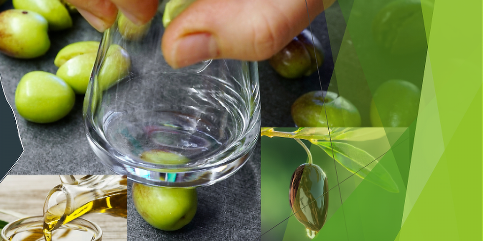 Crushing of the Olive- Healing Oil for Broken Places