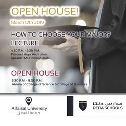 delta schools open house