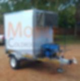 Mobile Fridge