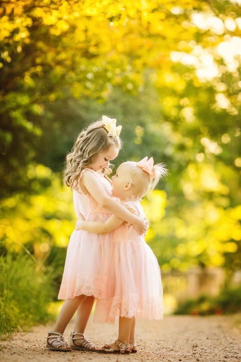 children-outdoors-siblings