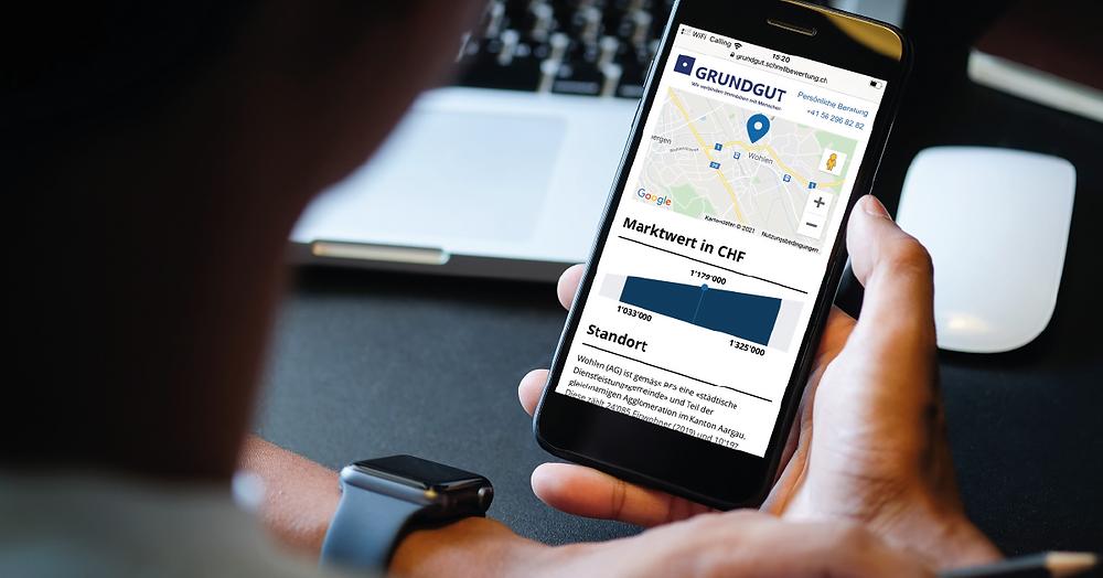 Online-Tool für die Schnellbewertung von Immobilien