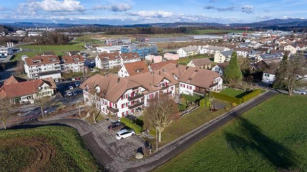 Verkauf Maisonettewohnung Mägenwil