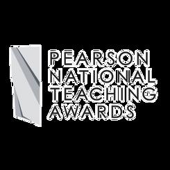 Pearson National Teaching Awards Logo