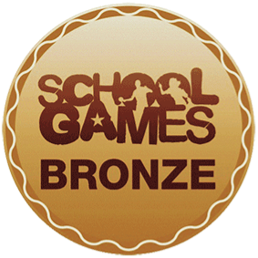 Sainsburys School Games Bronze Logo