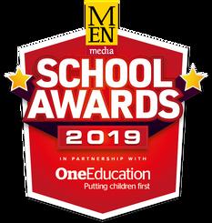 MEN School Awards 2019 Logo