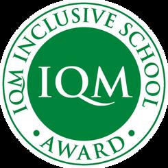 IQM Inclusive School Award Logo