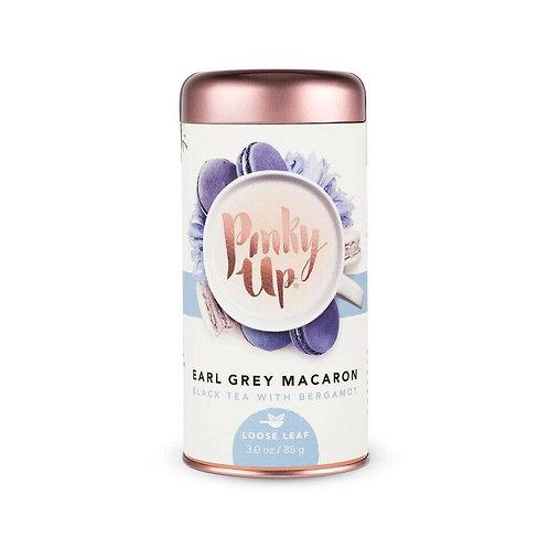 Pinky Up Earl Grey Macaron Tea