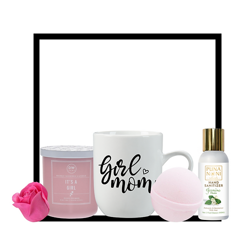 Girl Mom   New Mom Gift Collection