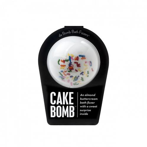 Da Bomb Bath Fizzers Cake Bath Bomb