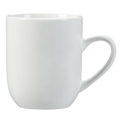 Porcelain Coffee Mug White 14 oz