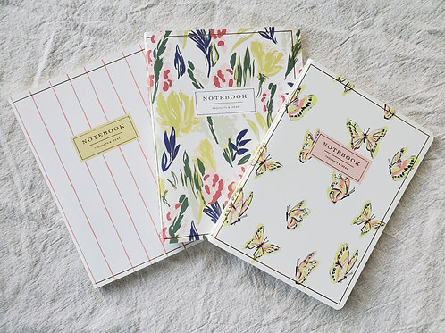 Opalhouse Notebooks