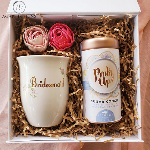 Bridal Proposal Gift Box | Bridal Luxe