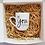 Thumbnail: Porcelain Coffee Mug White 14 oz