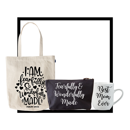 Fearfully and  Wonderfully Made | Mama Bundle | Mother's Day Collection