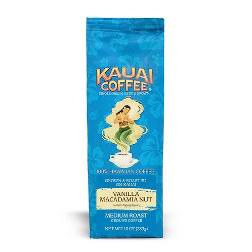 KAUAI COFFEE® - Hawaiian - 100% Hawaiian Ground - 10 oz