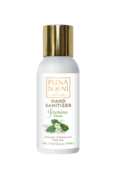 Puna Noni Natural Hand Sanitzer [Jasmine Pikake]