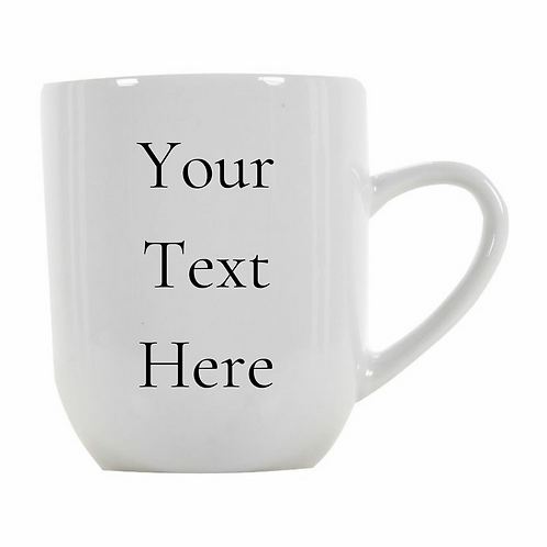 Customize Your Own Mug