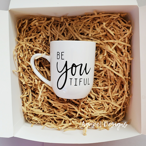 "Be ""You"" tiful Mug"
