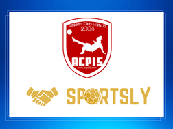 L'AC Paris 15, premier partenaire de Sportsly