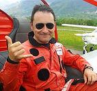 Paolo Geminiani - istruttore aero club Caiolo