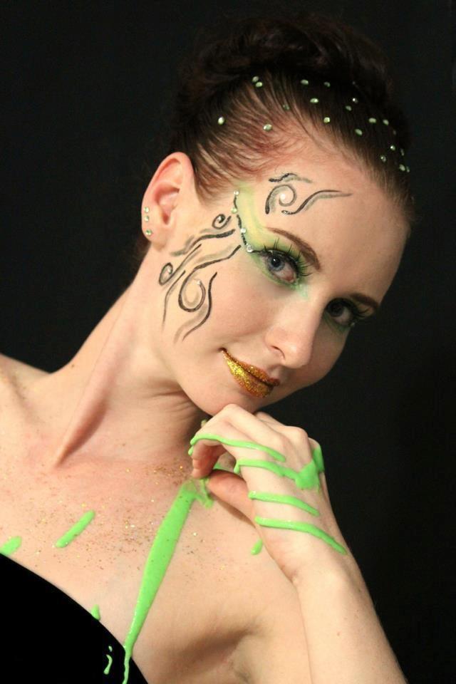 Body Paint Photoshoot