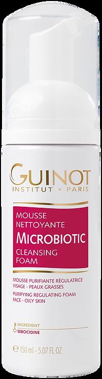Mousse Microbiotic