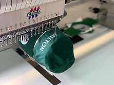 Embroidery on hats in Canada