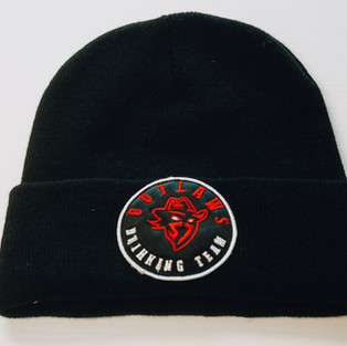 Patch on hat