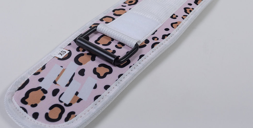 FILT50 Lifting Belt (Pink Leopard)
