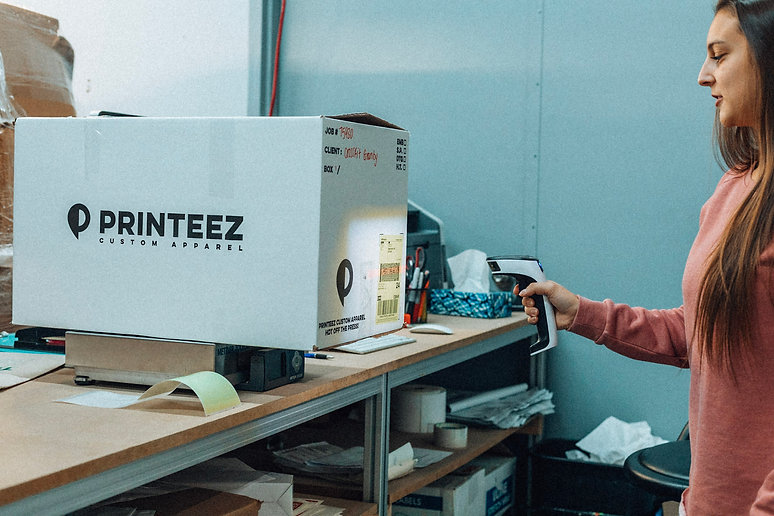 Fast shipping with Printeez