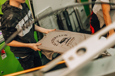 Best screen printing company in Canada