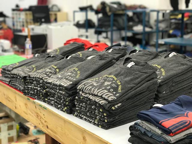 Fulfillment company for apparel brands in Canada
