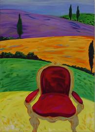 Der Sessel der Medici