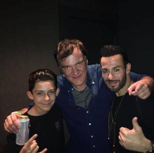 Tarantino con The Klub