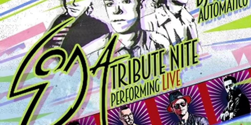 The Klub/ Soda Stereo Tribute