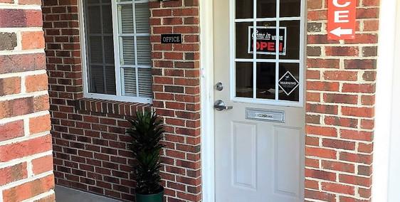 Office Entrance