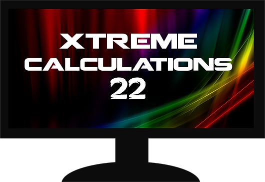 Xtreme Calculations - The Complete Math Solution that offers everything a good math software provides.