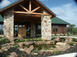 Clubhouse Entry