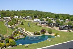 Fountain Aerial 507